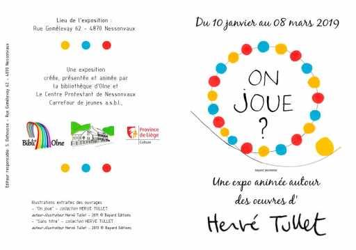 Exposition Hervé Tullet 1